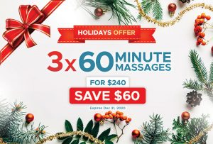 Be Well Bodyworks Holiday Massage Special